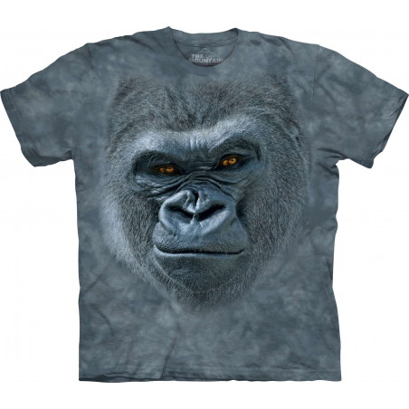Smiling Gorilla T-Shirt The Mountain