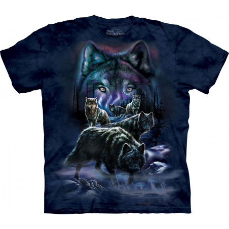 Wolf Pack T-Shirt The Mountain