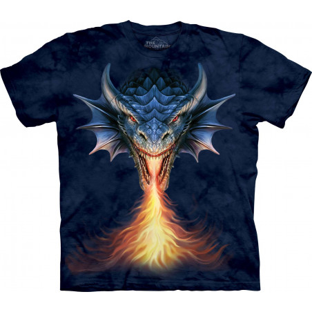 Fire Breather T-Shirt The Mountain