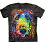 Russo Irish Wolfhound T-Shirt The Mountain