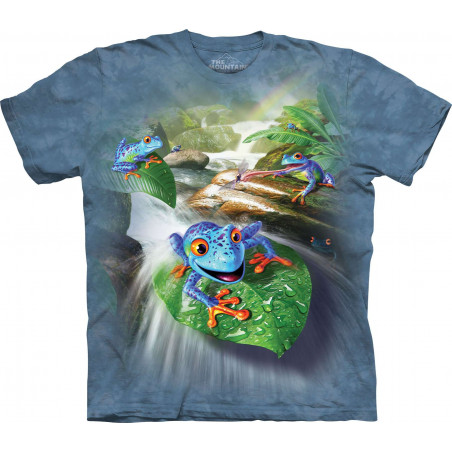 Frog Capades T-Shirt The Mountain