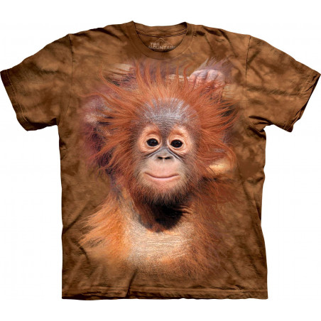Orangutan Hang T-Shirt The Mountain