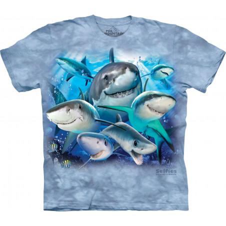 Sharks Selfie T-Shirt