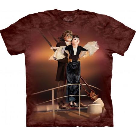 Titanic Cats T-Shirt