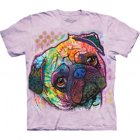 Lovable Pug T-Shirt