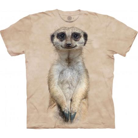 Meerkat Portrait T-Shirt