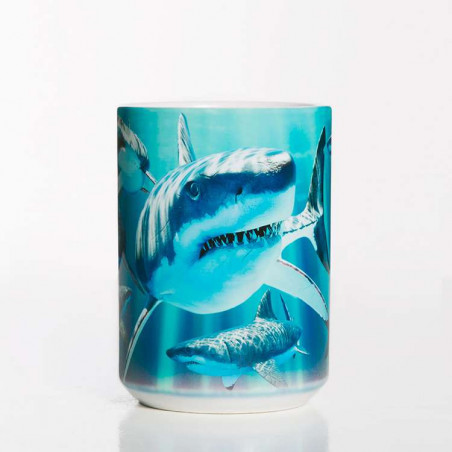 Great Whites Ceramic Mug The Mountain
