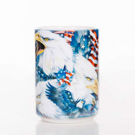 Allegiance Classic Ceramic Mug The Mountain