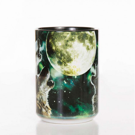 Three Wolf Moon Classic Ceramic Mug