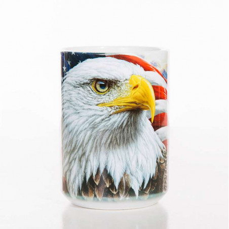 Ceramic Mug Independence Eagle
