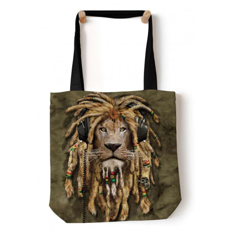 DJ Jahman Tote Bag The Mountain