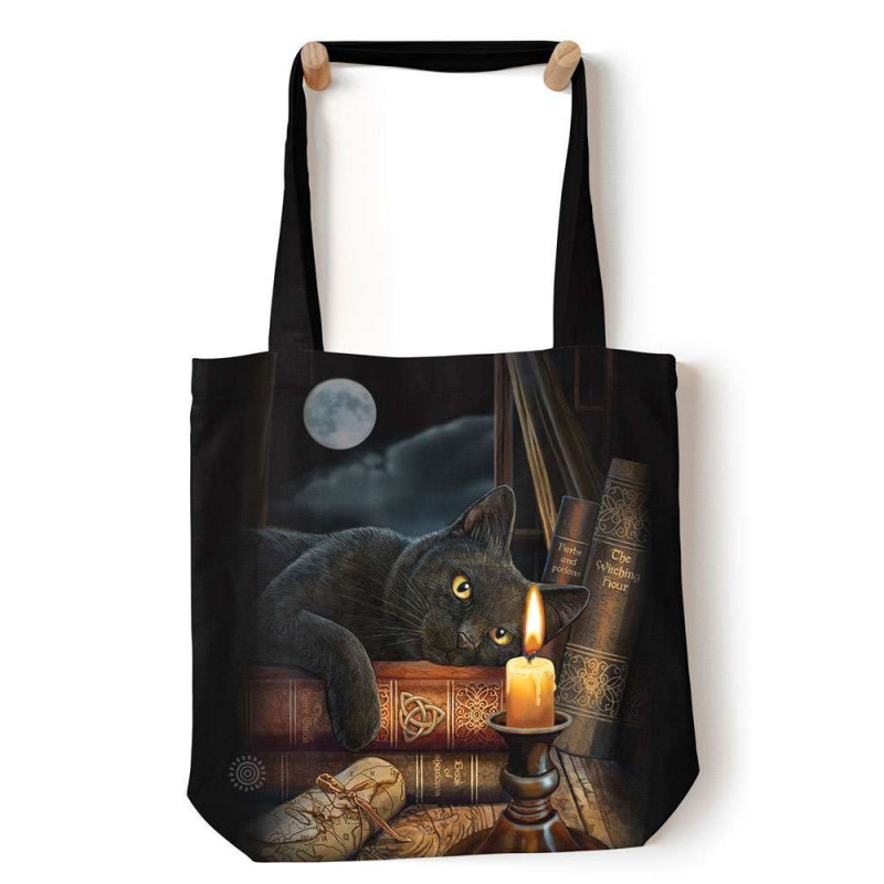 The Witching Hour Tote Bag The Mountain