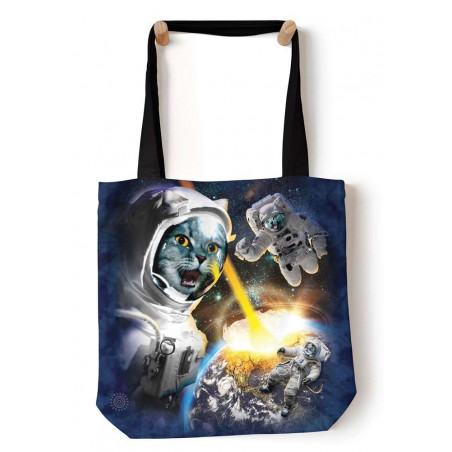 Cataclysm Tote Bag The Mountain