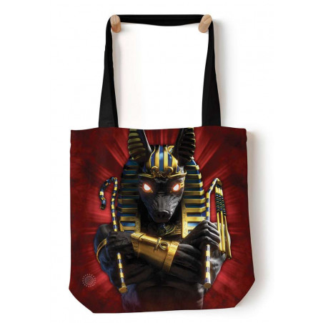 Anubis Soldier Tote Bag The Mountain