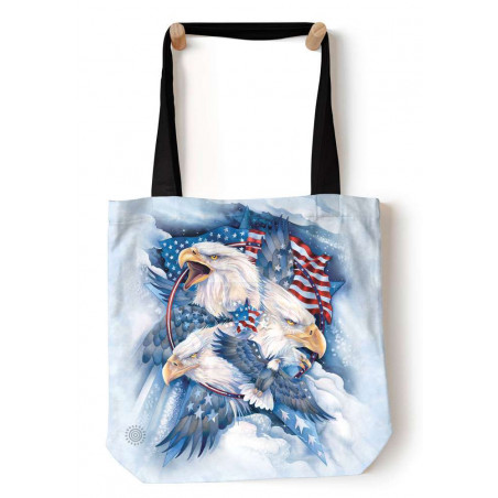 Allegiance Tote Bag The Mountain