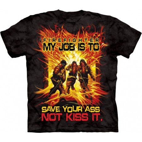 Save Your Ass T-Shirt The Mountain