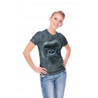 Smiling Gorilla T-Shirt The Mountain