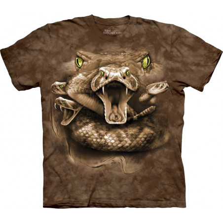 Snake Moon Eyes T-Shirt The Mountain