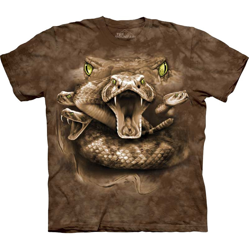 Snake Moon Eyes T Shirt The Mountain Clothingmonster Com