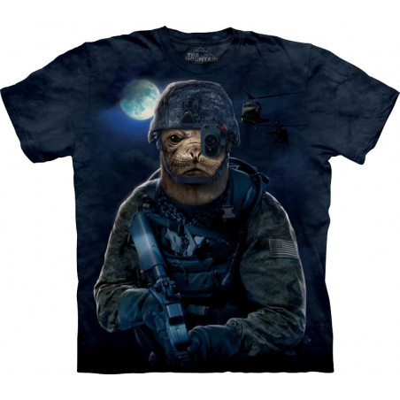 Navy Seal T-Shirt The Mountain