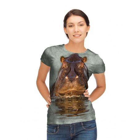 Eagle Dimension Womens Tri-Blend T-Shirt