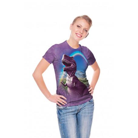 Pug Face Ladies T-Shirt
