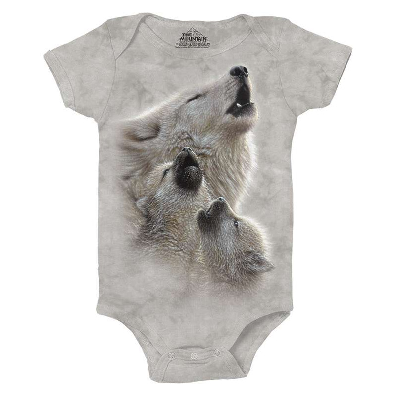Singing Lessons Baby Onesie The Mountain