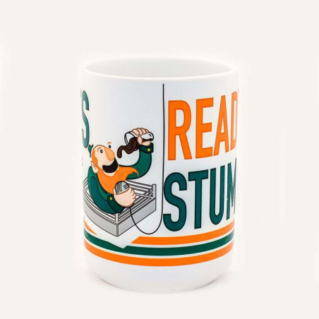 Stumble Day Ceramic Mug The Mountain
