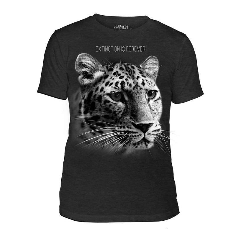 Protect Extinction is Forever Unisex Tri-Blend T-Shirt
