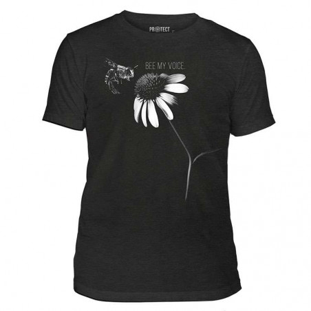 Protect Bee My Voice Unisex Tri-Blend T-Shirt