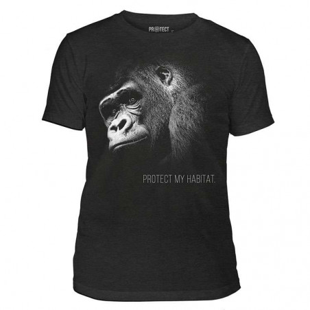 Protect My Habitat Unisex Tri-Blend T-Shirt The Mountain
