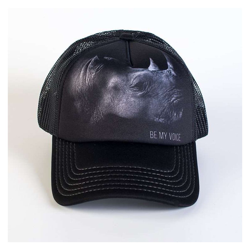 Protect Be My Voice Trucker Hat The Mountain