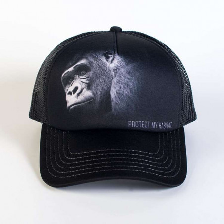 Protect My Habitat Trucker Hat