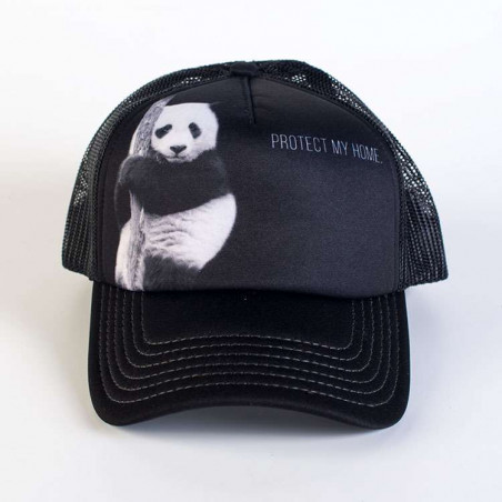 Protect My Home Trucker Hat