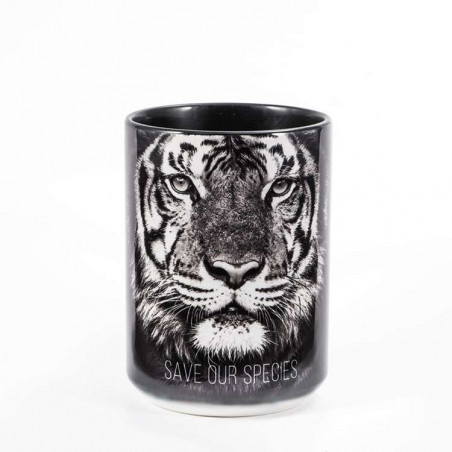 Protect Save Our Species Ceramic Mug