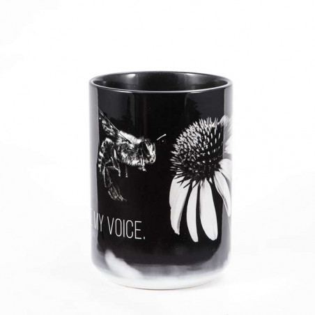 Protect Bee My Voice Ceramic Mug The Mountain