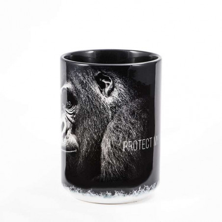 Protect My Habitat Ceramic Mug