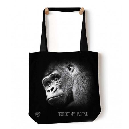 Protect My Habitat Tote Bag The Mountain