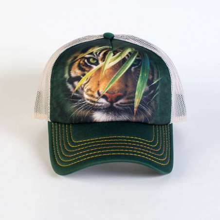 Emerald Forest Trucker Hat