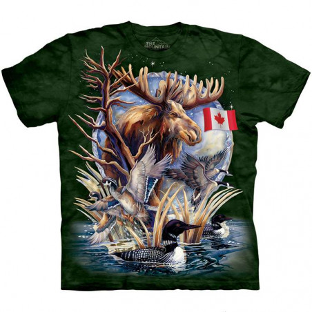 Canada Loon T-Shirt The Mountain
