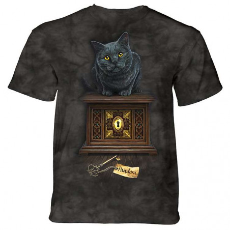 Pandoras Box T-Shirt The Mountain