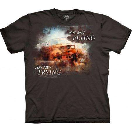 T-Shirt Flying