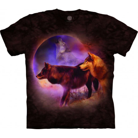 T-Shirt Spirit Of The Moon The Mountain