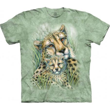 T-Shirt Cheetahs The Mountain