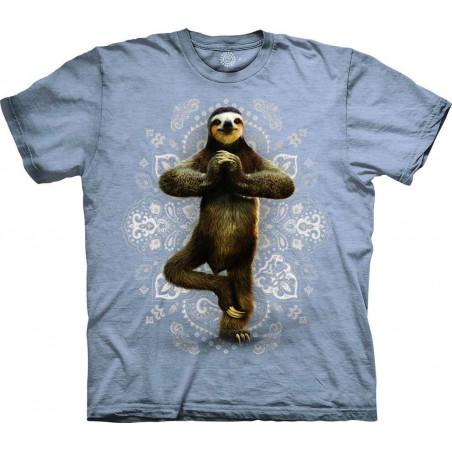 T-Shirt Namaste Sloth The Mountain