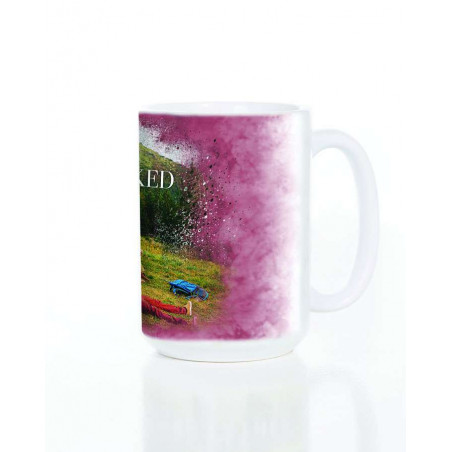 Ceramic Mug Steep Hiking