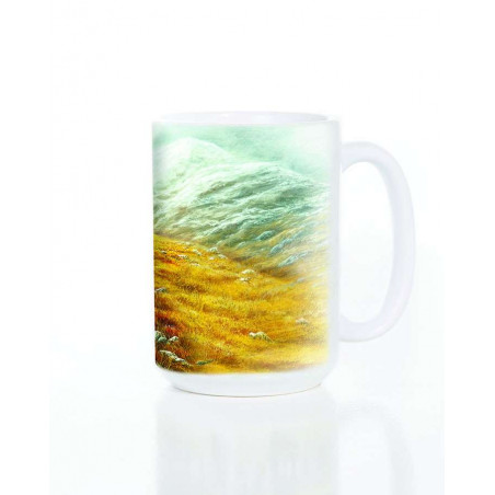 Ceramic Mug European Golden Eagle