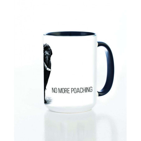 Ceramic Mug No More Poaching