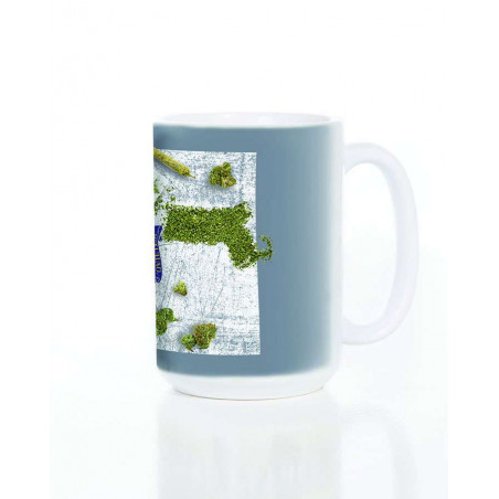 Ceramic Mug Massachusetts