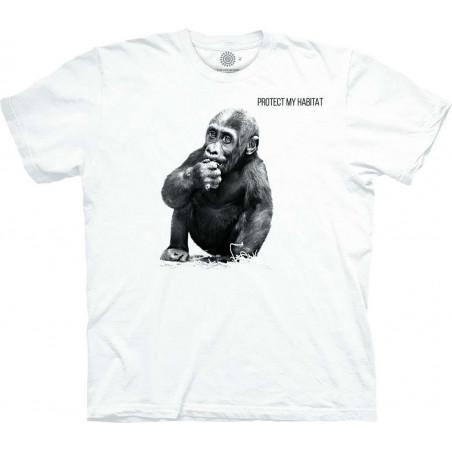 T-Shirt Baby Gorilla